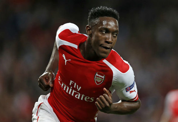 Danny Welbeck is closing in on Arsenal return after nine months out