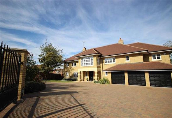 Jack WIlshere has put his Hertfordshire mansion up for sale
