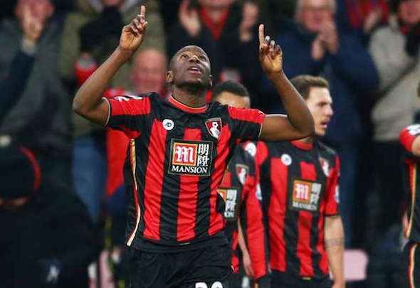 Benik Afobe has started his Bournemouth career in sensational scoring form