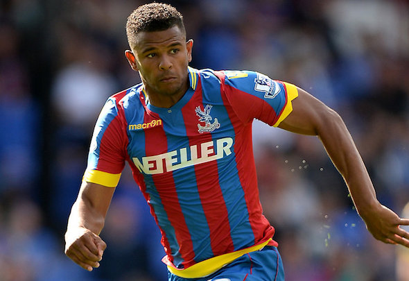 Leeds are eyeing a deal for Crystal Palace striker Fraizer Campbell
