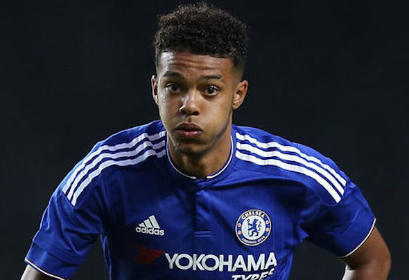 Jake Clarke-Salter has been called up into the senior Chelsea squad