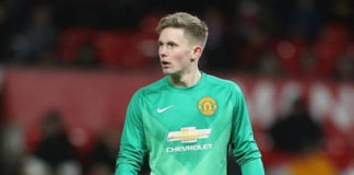 Dean Henderson has extended his loan spell at Stockport County