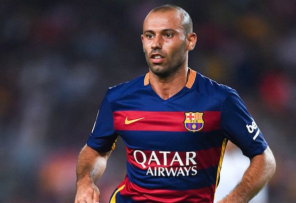 Javier Mascherano is a big admirer of some of Arsenal's star players