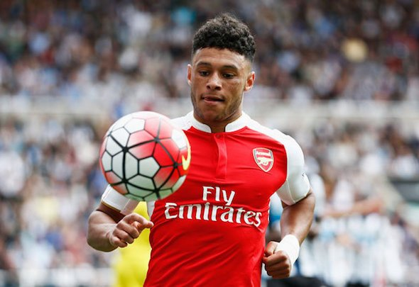 Alex Oxlade-Chamberlain has had a difficult season at Arsenal