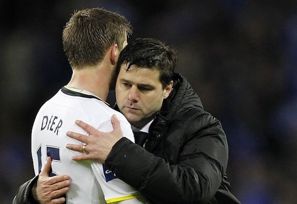 Maurcio Pochettino has steered Tottenham to the verge of a title challenge