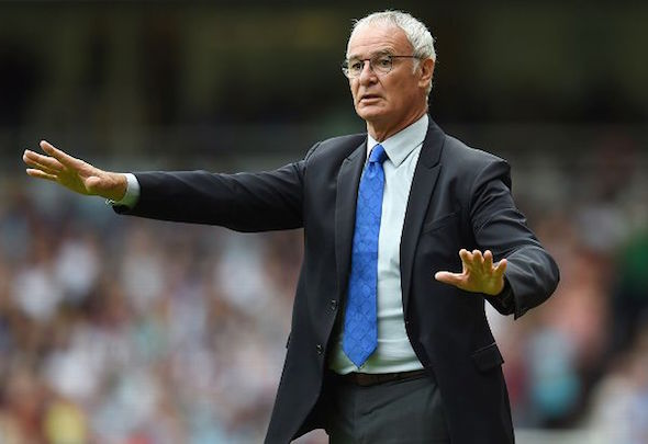 Claudio Ranieri is overseeing one of the great sporting stories at Leicester