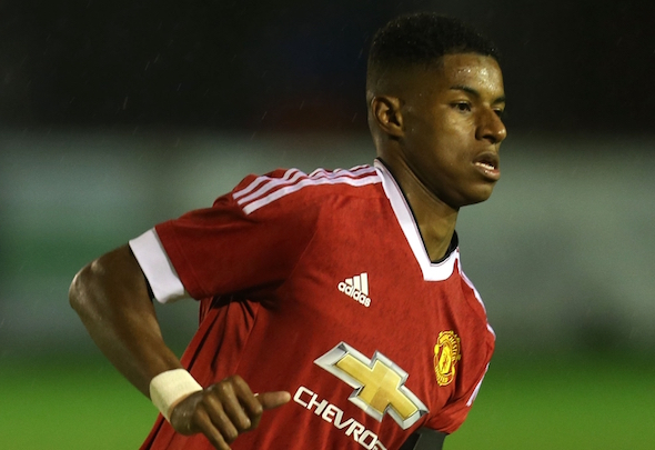 Arsene Wenger hailed the Premier League debut of Marcus Rashford