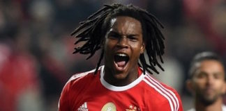 Manchester United have made a move for striker Renato Sanches