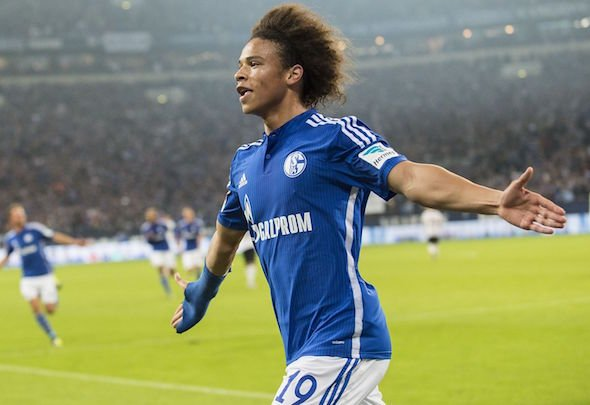 Liverpool are targeting a move for Schalke attacker Leroy Sane