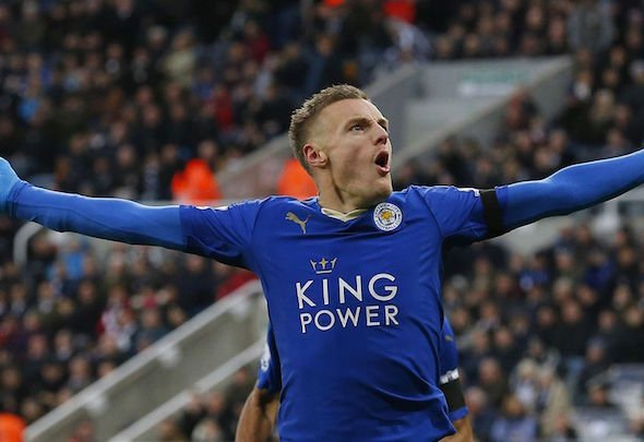 Jamie Vardy was on the verge of joining Sheffield Wednesday from Leicester