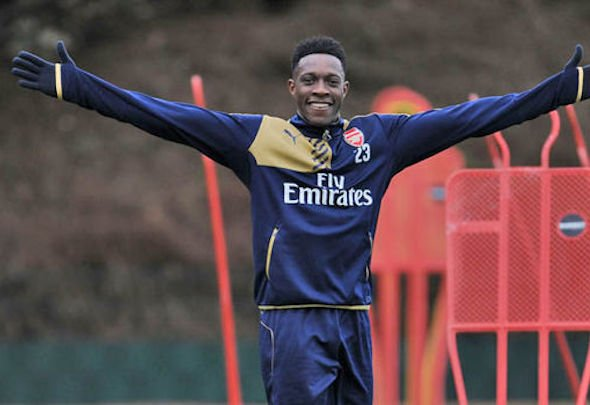 Danny Welbeck is closing on an Arsenal return after 10 months out with injury