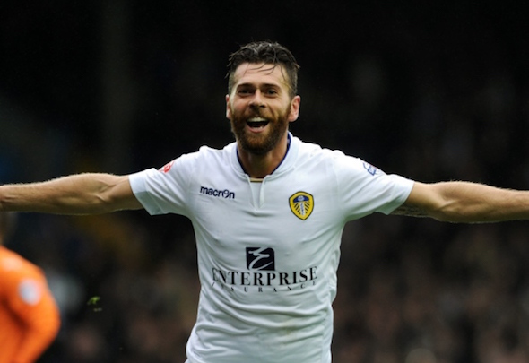 Leeds are keen to keep striker Mirco Antenucci