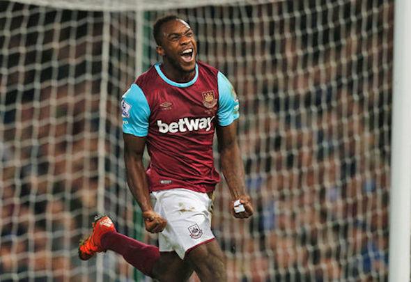 Michail Antonio has had an outstanding debut season for West Ham