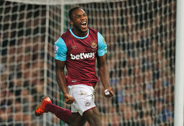Michail Antonio has had an outstanding debut season for West Ham