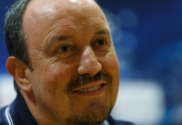 Rafael Benitez has given his first press conference as Newcastle manager