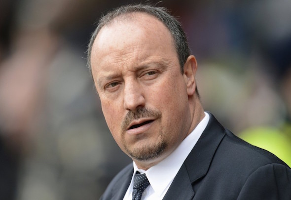 Rafael Benitez is in talks to become the new Newcastle manager
