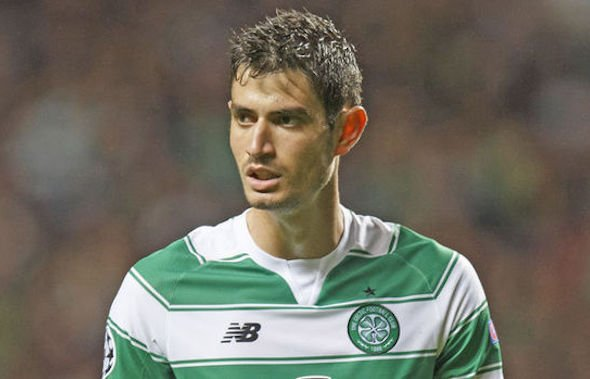 Nir Bitton has admitted his interest in joining Arsenal