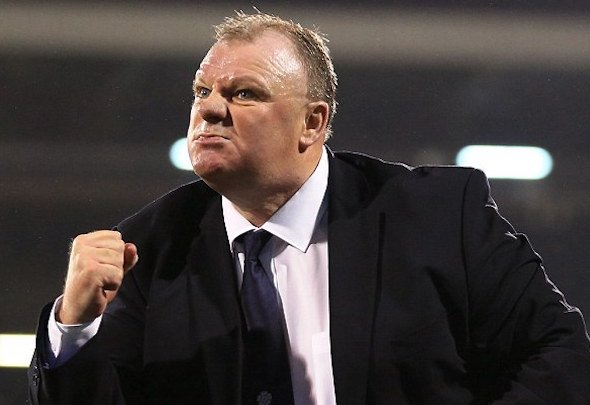 Steve Evans says reports he will be dismissed by Leeds should be ignored