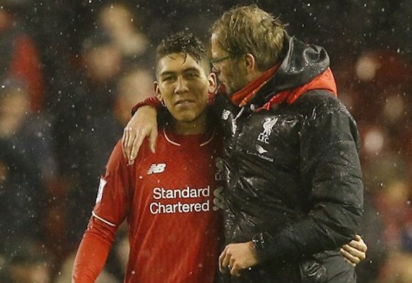 Roberto Firmino is set to miss Liverpool's clash against Southampton