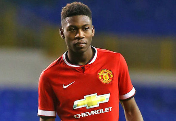 Timothy Fosu-Mensah had an impressive full debut for Manchester United against Watford