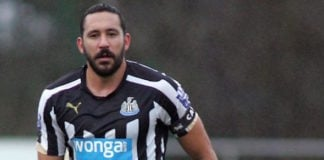 Jonas Gutierrez has made a series of strong claims about Newcastle
