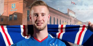 Billy King has impressed during a spell on loan at Rangers