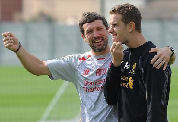 Head of fitness and conditioning coach Ryland Morgans has quit Liverpool