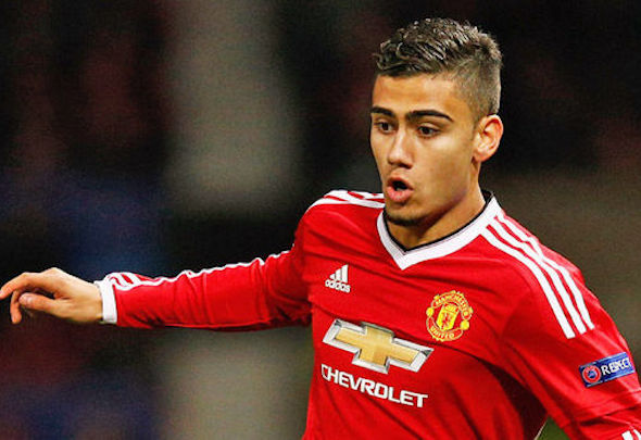 Andreas Pereira is likely to compete in the Olympics in the summer