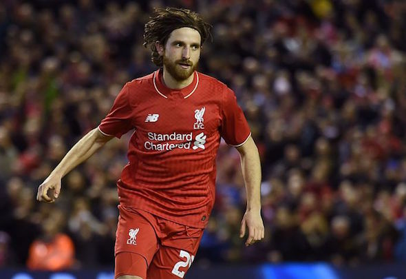 Joe Allen is out of contract in the summer of 2017 at Liverpool