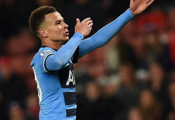 Dele Alli had a miss of the season contender at Stoke