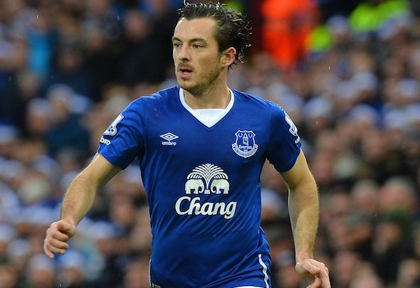 Leighton Baines has been honest about Everton's recent failings