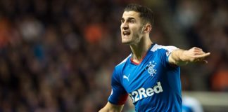 Dominic Ball is heading back to Rangers next season