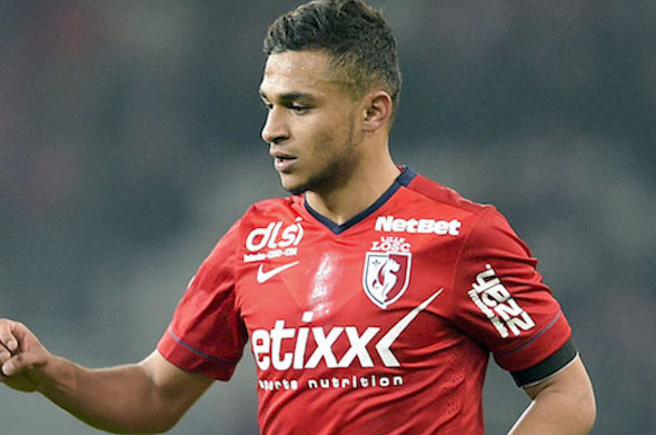 Sofiane Boufal is being closely monitored by a number of English clubs