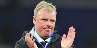 Steve Evans has shed weight since taking over at Leeds