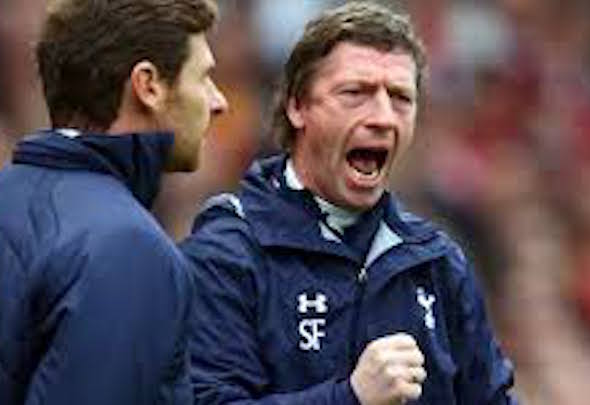 Steffen Freund was the assistant to former manager Andre Villas-Boas