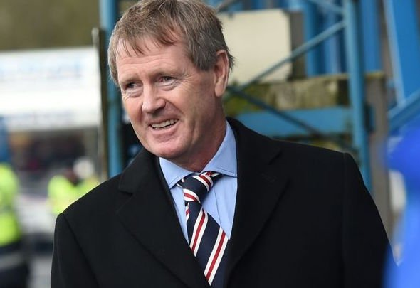 Dave King is the chairman of Rangers