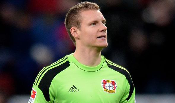 Tottenham are keeping tabs on goalkeeper Bernd Leno