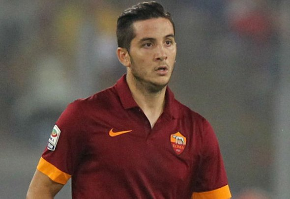 Arsenal are monitoring Roma centre-back Kostas Manolas