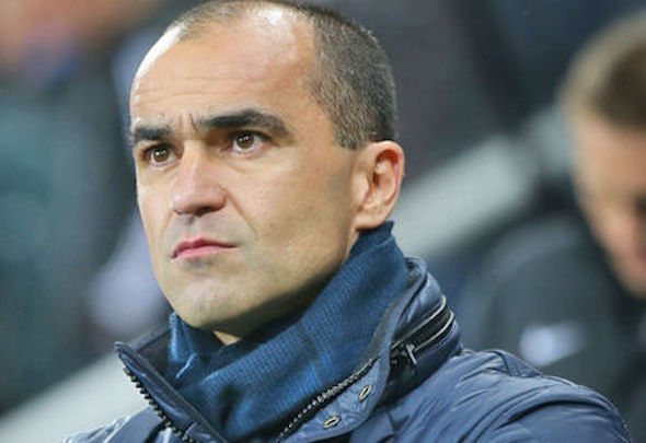 Roberto Martinez is under mounting pressure at Everton