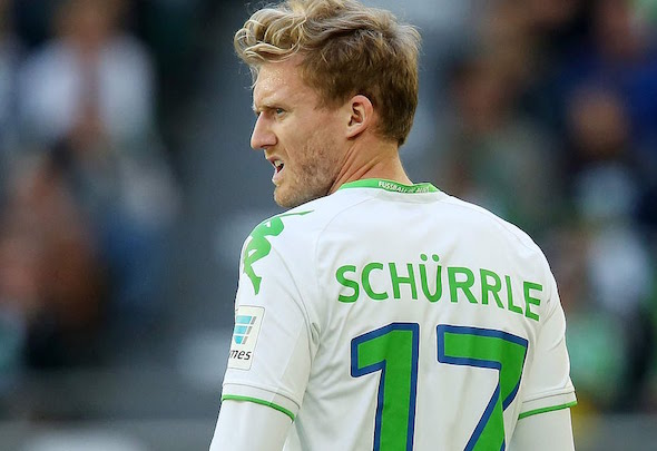 Tottenham are said to be monitoring former Chelsea winger Andre Schurrle