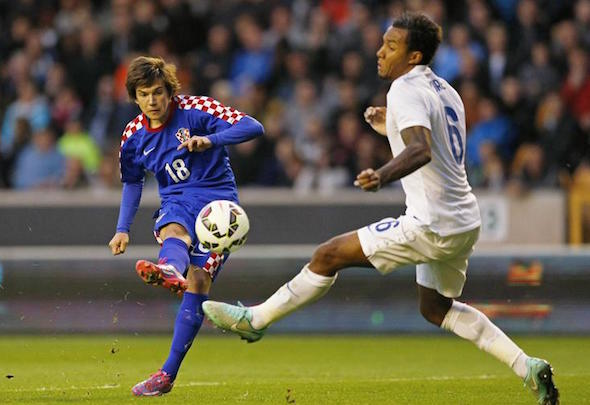 Ante Coric has been eyed by Tottenham