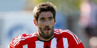 Danny Graham is being targeted by Rangers