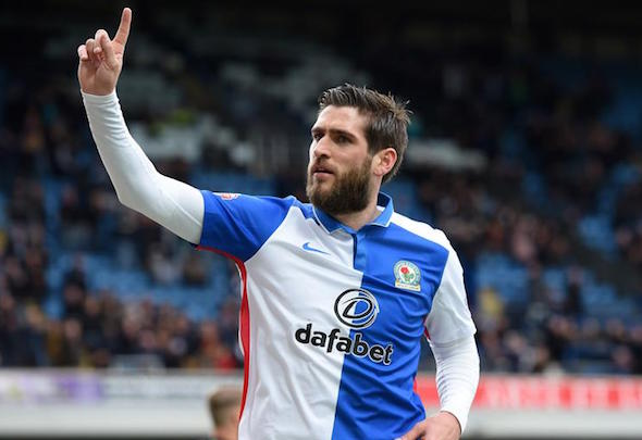 Danny Graham has been targeted by Rangers