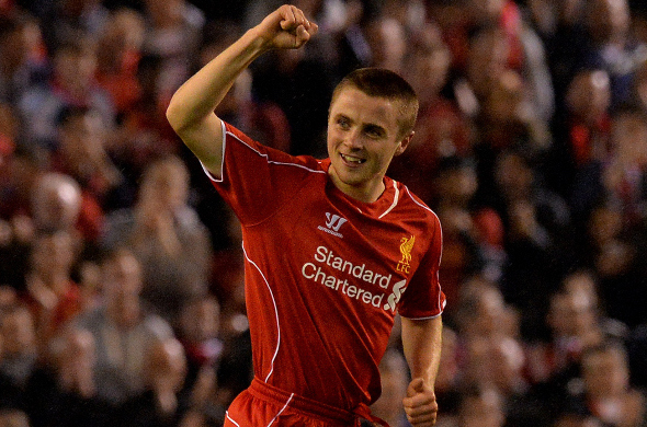 Jordan Rossiter is leaving Liverpool to join Rangers