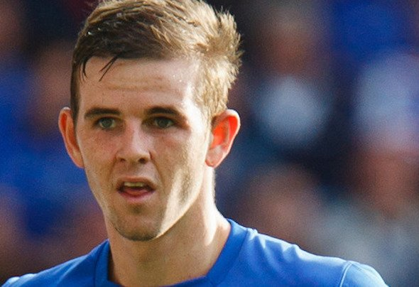 Rangers winger David Templeton is being eyed Bradford