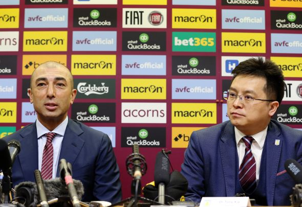 Di Matteo and Xia