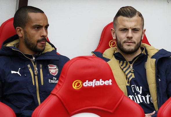 Liverpool targeting Arsenal forward in £25m deal