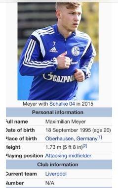 Max Meyer Wiki