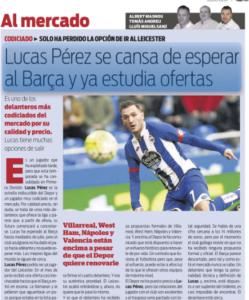 sport newspaper