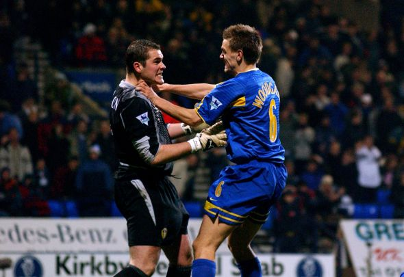 Jonathan Woodgate + Nigel Martyn